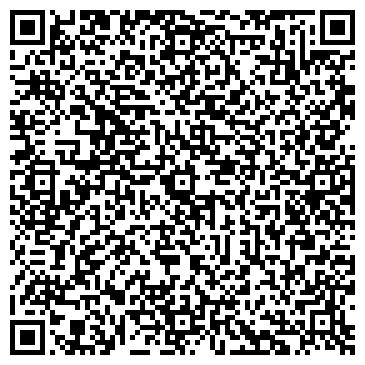 QR-код с контактной информацией организации Бубль Гум