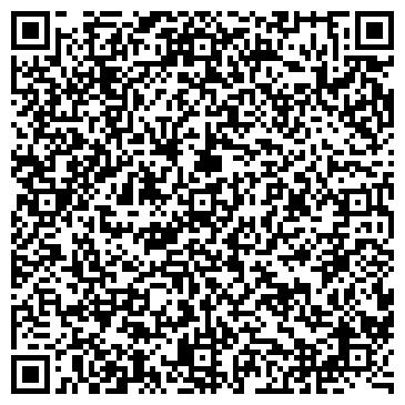 QR-код с контактной информацией организации Клиническая поликлиника №1