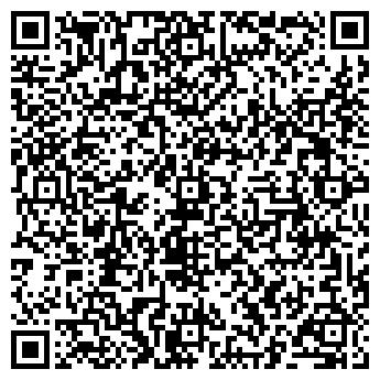 QR-код с контактной информацией организации ДЕТСКИЙ САД № 989