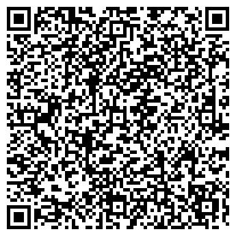QR-код с контактной информацией организации ДЕТСКИЙ САД № 1821