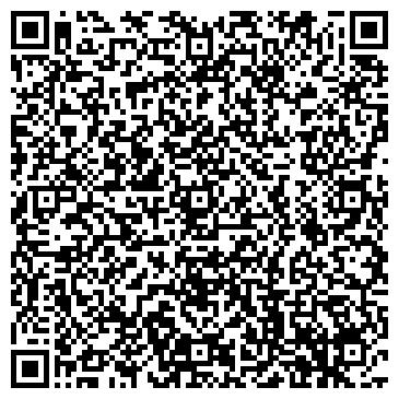 QR-код с контактной информацией организации Кубика