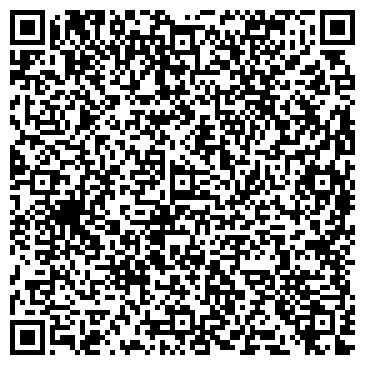 QR-код с контактной информацией организации Добротные двери