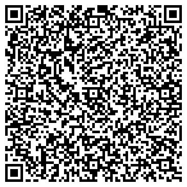QR-код с контактной информацией организации ООО Теплострой