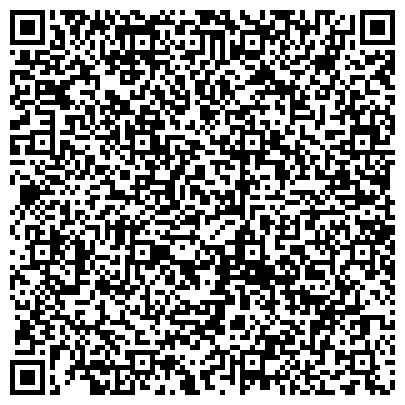 QR-код с контактной информацией организации Воздушный экспресс