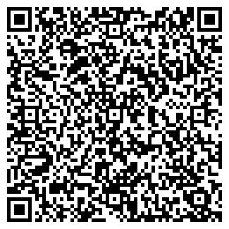 QR-код с контактной информацией организации TEACHVIDEO