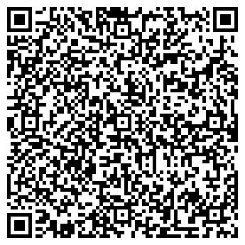 QR-код с контактной информацией организации ЖЕНСКАЯ ЛИГА
