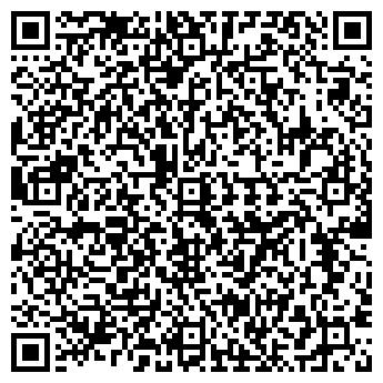 QR-код с контактной информацией организации АПОГЕЙ, ШКОЛА
