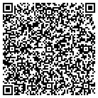 QR-код с контактной информацией организации Продукты, магазин, ИП Сеннков В.Н.