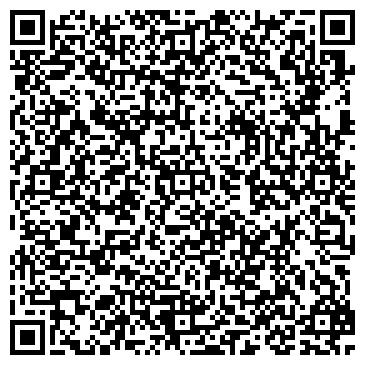QR-код с контактной информацией организации Средняя общеобразовательная школа №6