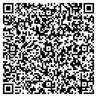 QR-код с контактной информацией организации ДЖИНН РУ