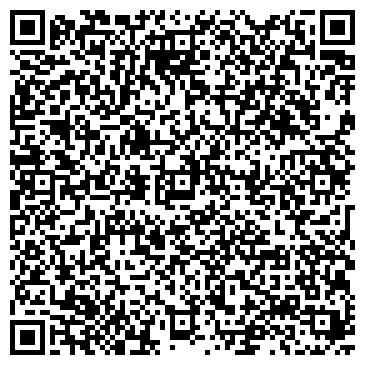 QR-код с контактной информацией организации На причале