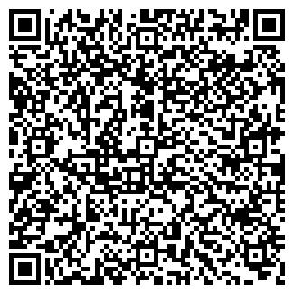 QR-код с контактной информацией организации LUVR