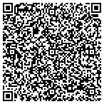 QR-код с контактной информацией организации Гримёрная