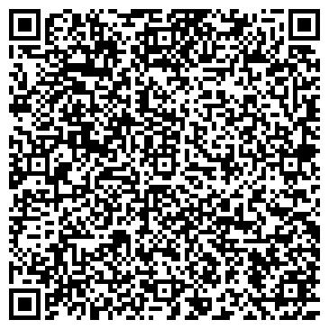 QR-код с контактной информацией организации Центр бизнес-образования