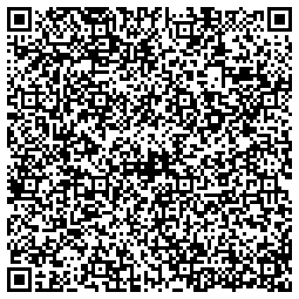 QR-код с контактной информацией организации ЦЕРКОВНО-ПРИХОДСКАЯ ШКОЛА, при храме иконы Божией Матери нечаянная радость
