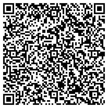 QR-код с контактной информацией организации БИТВА ЭКСТРАСЕНСОВ