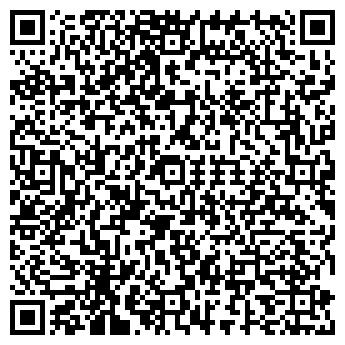 QR-код с контактной информацией организации Кузовок