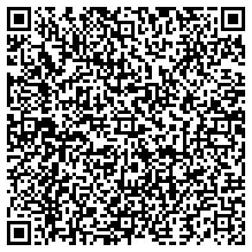 QR-код с контактной информацией организации Фитнес Клуб ЛЕОН