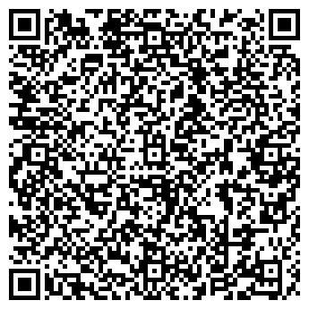 QR-код с контактной информацией организации Аксель