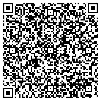QR-код с контактной информацией организации КОНВЕРС-ТУР