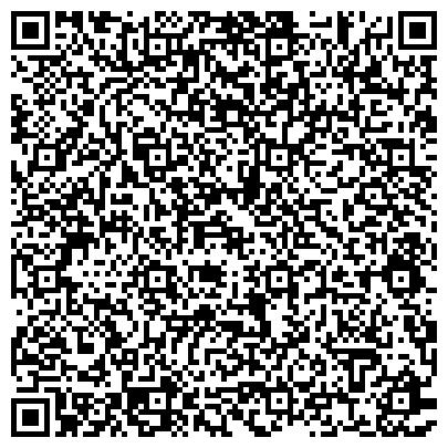 QR-код с контактной информацией организации Волгоградский техникум железнодорожного транспорта и коммуникаций