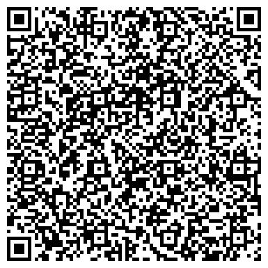 QR-код с контактной информацией организации ШКОЛА ПАРИКМАХЕРСКОГО ИСКУССТВА ЛЕОНИДА УДОВИЦКОГО