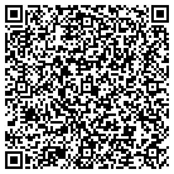 QR-код с контактной информацией организации Военная автоинспекция