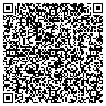 QR-код с контактной информацией организации Intersport