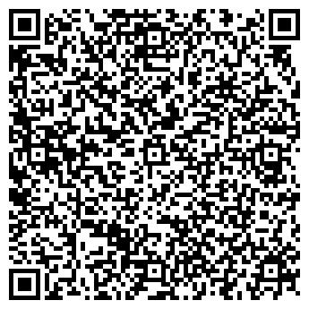 QR-код с контактной информацией организации Спорт-Лайн