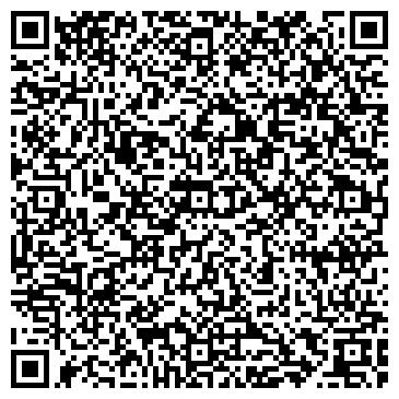 QR-код с контактной информацией организации Отдел занятости населения Ленинского района