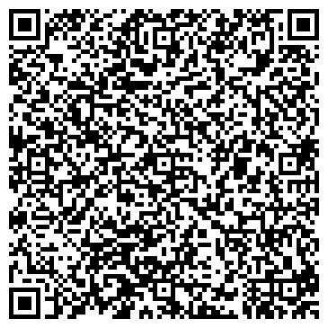 QR-код с контактной информацией организации Альфамед