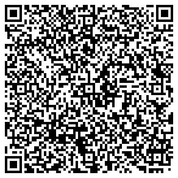 QR-код с контактной информацией организации Салон красоты «Дельфин»