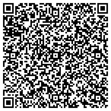 QR-код с контактной информацией организации Тверские дети