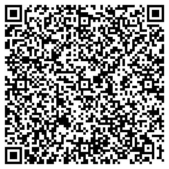 QR-код с контактной информацией организации РЫЖАЯ КОШКА
