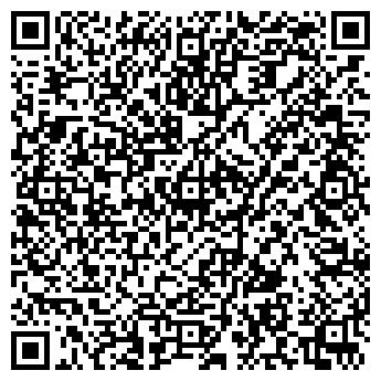 QR-код с контактной информацией организации Магнит Косметик