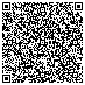 QR-код с контактной информацией организации ПАРИКМАХЕРСКАЯ НА 5