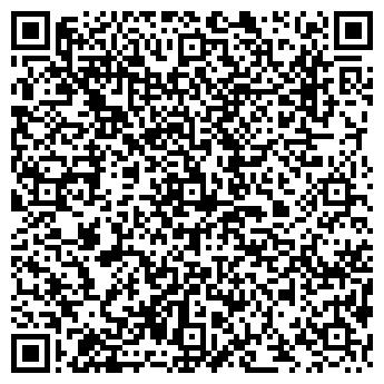 QR-код с контактной информацией организации МАРЬИНСКИЙ ПАССАЖ