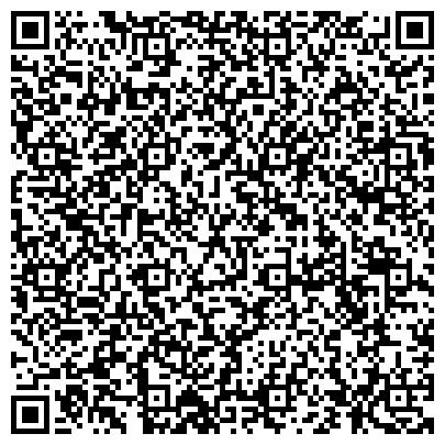 QR-код с контактной информацией организации ДЕПАРТАМЕНТ ЖИЛИЩНОЙ ПОЛИТИКИ И ЖИЛИЩНОГО ФОНДА ЗАО Г. МОСКВЫ