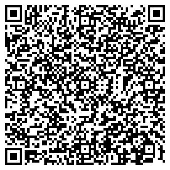 QR-код с контактной информацией организации АЛЛО! ПИЦЦА