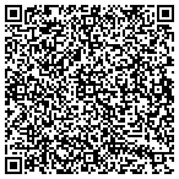 QR-код с контактной информацией организации ООО Адонай