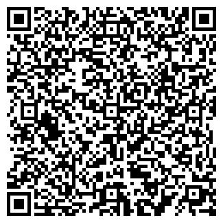 QR-код с контактной информацией организации ШЕФ ПИЦЦА