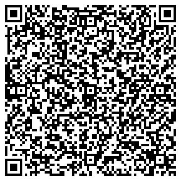 QR-код с контактной информацией организации ЗАО Брок-Инвест-Сервис