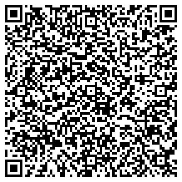 QR-код с контактной информацией организации Средняя общеобразовательная школа №43