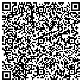 QR-код с контактной информацией организации КАРАВАЙ САРАЙ