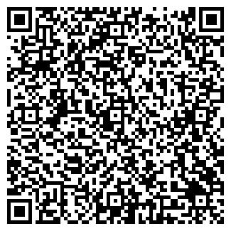 QR-код с контактной информацией организации Кадровая служба