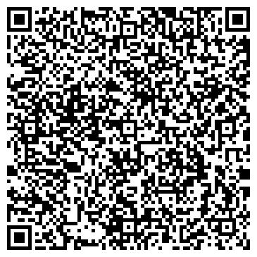 QR-код с контактной информацией организации Лига спорта