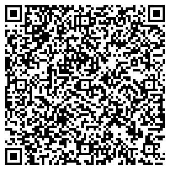 QR-код с контактной информацией организации АКАДЕМИЯ СКАЗОК