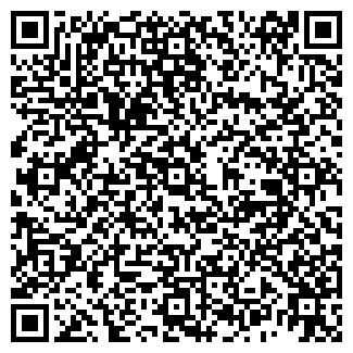 QR-код с контактной информацией организации МЭДДЭН
