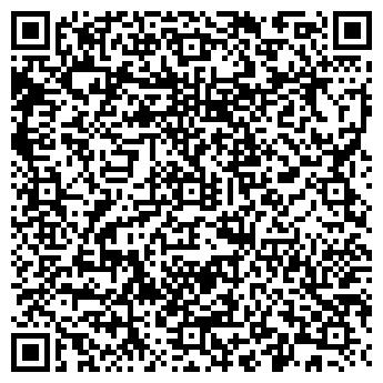 QR-код с контактной информацией организации Гимназия №5, МАОУ