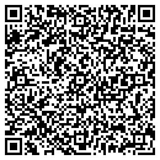 QR-код с контактной информацией организации МЕТРОНЕТ